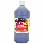Violet Art-Time Washable Paint 32oz