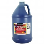 Blue Art-Time Washable Paint Gallon
