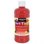 Red Art-Time 16 Oz
