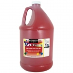 Red Art-Time Gallon