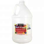 White Art-Time Gallon