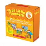 First Little Readers Level D Parent Pack