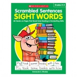 Scrambled Sentences Sight Words