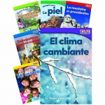 Time For Kids Gr K  Spanish Set 3