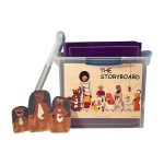 The Storyboard Tote Jr
