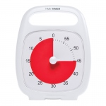 Time Timer Plus White