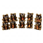 Monkey Mitt Set Ten Little Bears