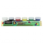 Primary Poster Paint Set .75oz 6ct