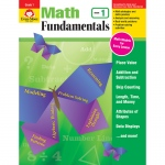 Math Fundamentals Gr 1