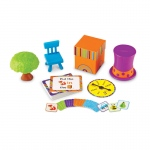 Fox In A Box Position Word Activity Set