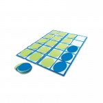 Ten Frame Floor Mat Activity Set