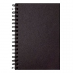 Sketch Diary Chip Cover 9x6 Black