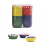 Craft Cups Colored Pack Of 100