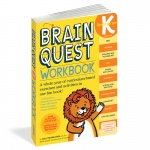 Brain Quest Workbook Grade K