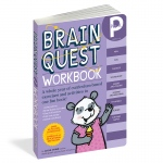 Brain Quest Workbook Grade Prek