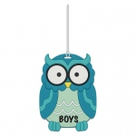 Owl 3d Puffy Boys Pass