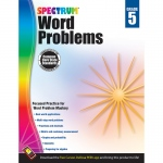 Spectrum Gr5 Word Problems Workbook