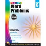 Spectrum Gr6 Word Problems Workbook