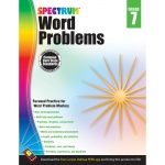 Spectrum Gr7 Word Problems Workbook