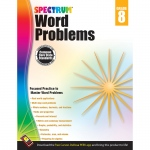 Spectrum Gr8 Word Problems Workbook