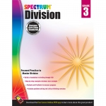 Spectrum Gr3 Division Workbook
