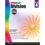 Spectrum Gr4 Division Workbook