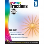 Spectrum Gr5 Fractions Workbook
