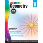 Spectrum Gr6 Geometry Workbook