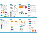 2 Dimensional Shapes Posters