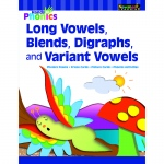 Hands On Phonics Long Vowels Blends Diagraphs And Variant Vowels