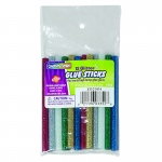 12pk Hot Glitter Glue Sticks