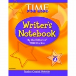 Time For Kids Gr 1-2 Writers Notebook