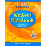 Time For Kids Gr 3-4 Writers Notebook