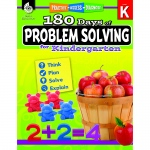 180 Day Problem Solving Gr K Workbk