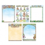 Safari Friends 5 Chart Pack Classroom Essentials