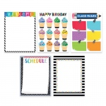 Bold Bright 5 Chart Pack Classroom Essentials