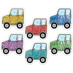 3in Safari Friends Vehicle Cut Outs Off Road Designer