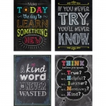 Chalk It Up Motivational Stickers Inspire U