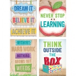 Upcycle Style Motivational Stickers Inspire U