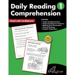 Gr1 Reading Comprehension Workbook Daily