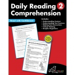 Gr2 Reading Comprehension Workbook Daily
