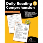 Gr4 Reading Comprehension Workbook Daily