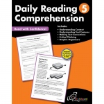 Gr5 Reading Comprehension Workbook Daily