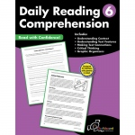 Gr6 Reading Comprehension Workbook Daily
