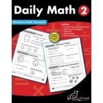 Gr2 Daily Math Workbook