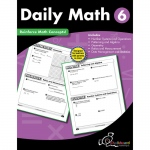 Gr6 Daily Math Workbook