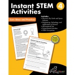 Gr4 Instant Activities Workbook Stem