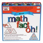 Math Fact Oh Money Game