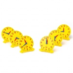 Student Clock Set Of 6