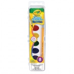 Crayola Wash Watercolor Glitter 8pk